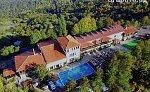 СПА почивка в Родопите. Нощувка със закуска + топъл басейн, сауна, парна баня и спортна зала в Планински Изглед****