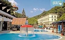 СПА уикенд през февруари, март и април в комплекс Рибарска баня 3*, Сърбия: 1 нощувка със закуска и празнична вечеря, ползване на минерални басейни и джакузи, транспорт