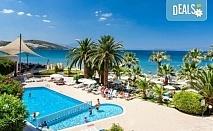 Специална цена за почивка в Кушадасъ през октомври! 7 нощувки на база All Inclusive в Tusan Beach Resort 5*, възможност за транспорт!