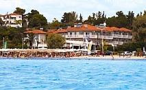 Великден в Гърция, на брега на морето! 3 или 4 нощувки със закуски, вечери и празничен обяд в Georgalas Sun Beach Hotel, Неа Каликратия