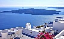 Великден на Санторини: 3 нощувки в избрания хотел + САМОЛЕТЕН БИЛЕТ + летищни такси + трансфер за цени от 719 лв на човек