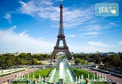 Екскурзия до Париж и Лондон със самолет и влак TGV през Лa Мaнш! 5 нощувки със закуски, самолетен билет, летищни такси и трансфери!