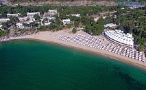 All Inclusive на спокоен частен плаж до Кавала в хотел Bomo Tosca Beach през май / 21.07.2021 г. - 25.08.2021 г./