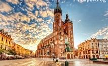 Автобусна екскурзия до Полша, Словакия и Унгария! Транспорт, 6 нощувки със закуски и туристическа програма в Банска Бистрица, Краков, Аушвиц, Варшава, Ченстохова, Будапеща
