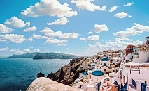 Автобусна екскурзия до о. Санторини, Гърция през юли и септември 2021. Транспорт + 4 нощувки на човек със закуски!