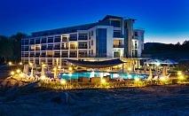 28.05 - 17.06 на брега на морето, къмпинг Каваци! Нощувка със закуска за двама или трима + 2 деца в хотел Южна Перла, Созопол