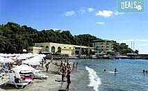 На брега на морето в Китен, Хотел Марина 3*: Пакет от 5 или 7 нощувки на база All Inclusive Light, собствен плаж, безплатни шезлонги и чадъри, безплатно за дете до 3.99 г.