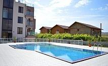 На брега на морето в Синеморец! Нощувка в апартамент за четирима или шестима + басейн в Комплекс Афродита 2