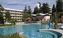 Четири звезди в центъра на Албена, лято 2017  след 28.08 all inclusive от хотел Малибу