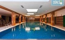 8 декември в Хотел Боровец Хилс 5*, Боровец! 2 нощувки със закуски, празнична вечеря с DJ и програма, закрит басейн и релакс зона