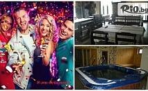 8-ми Декември в сърцето на Родопите! 2 нощувки със 2 закуски и Празнична вечеря с DJ + басейн и СПА, от Уелнес къща Планински изглед 3*