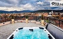 Делнична почивка в Павел баня! 2 или 3 нощувки със закуски и вечери + басейн и релакс зона, от новооткрития Хотел Антик