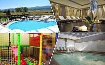 Делник в Белчин Баня! 3 или 5 нощувки за ДВАМА със закуски + закрит басейн с минерална вода и СПА пакет от хотел Белчин Гардън****