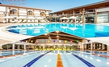 Делник в хотел Каменград****, Панагюрище! Нощувка на човек със закуска + закрит плувен минерален басейн и СПА!