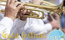 1 ден, август, Сърбия, Гуча, фестивал на трубачите: транспорт и екскурзовод