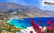 4-дневен All Inclusive круиз до Миконос, Милос и Крит + транспорт и екскурзии, от Океан Травел