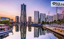 15-дневен Круиз - Япония, Тайван, Хонг Конг във вишнев цвят! 8 нощувки на борда на 5* кораб MSC Bellissima на база пълен пансион, 4 нощувки в хотел, двупосочни самолетни билети, от Травел Холидейс