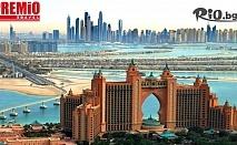 7-дневна екскурзия до Дубай! 6 нощувки със закуски в хотели 4 и 5* + двупосочен самолетен билет, летищни такси, багаж, трансфер и екскурзовод, от Премио Травел