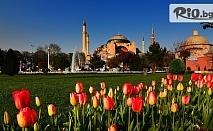 4-дневна екскурзия до Истанбул за Фестивала на лалетата! 2 нощувки със закуски в хотел 3* + автобусен транспорт, от Bulgarian Holidays