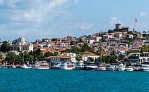 8 дневна почивка в Айвалък, Турция през август и септември 2021! Автобусен транспорт от София + 7 нощувки на човек на база All Inclusive в BUYUK BERK HOTEL 3*!
