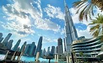 8 дневна почивка в Novotel Al Barsha 4*, Дубай от октомври до декември 2021! Самолетен билет от София + 7 нощувки на човек със закуски и вечери + тур на Дубай + круиз + сафари в пустинята!