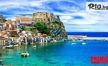 7-дневна самолетна екскурзия до Сицилия - перлата на Средиземноморието! 6 нощувки със закуски + летищни такси и екскурзовод, от Премио Травел