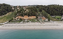 5 дни за двама със закуска и вечеря през юни в Possidi Holidays Resort Hotel