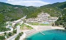 5 дни за двама със закуска и вечеря през Юни 2021 в Thassos Grand Resort