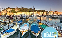 7 дни, май, Франция, Италия: 6 нощувки, закуски в хотели 3*, транспорт