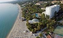 5 дни със Закуска и вечеря за двама от 13.07 в Bomo Pallini Beach Hotel