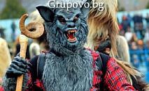 Еднодневна екскурзия за Кукерски  фестивал  в  Брезник на 19 януари само за 14 лв. Насладете се на едно незабравимо преживяване