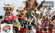 Еднодневна екскурзия до Перник за Международния фестивал на маскарадните игри