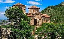 Еднодневна екскурзия от София до Бачковски манастир, Асенова крепост и Пловдив!