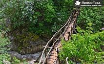 Еднодневна екскурзия до ждрелото на река Ерма, Власинското езеро, Брезник и Брусинци за 22 лв., вместо за 27 лв.