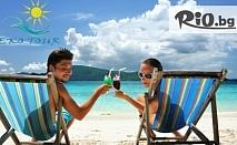Еднодневна ексурзия за плаж до Неа Перамос-Ammolofi Beach, Ставрос или Аспровалта с включен транспорт, от Еко Тур Къмпани