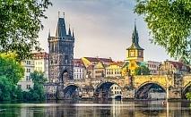 Екскурзия до Будапеща и Прага. 3 нощувки на човек със закуски + транспорт от ТА България Травъл