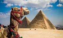 Екскурзия до Египет! Самолетен билет + 7 нощувки на човек на база All inclusive в хотел Hawaii Riviera Club Aqua Park 4*,  Хургада + екскурзия до Кайро от Караджъ Турс