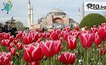 Екскурзия за Фестивала на лалето в Истанбул! 2 нощувки със закуски в хотел Делта 3* и посещение на парк Емиргян + автобусен транспорт от Варна, от Arkain Tour