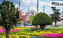 Екскурзия за Фестивала на Лалето в Истанбул с посещение на Принцовите острови! 2 нощувки със закуски в луксозен спа хотел по избор + транспорт от Гоце Делчев, от Караджъ Турс