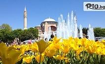 Екскурзия до Истанбул за Фестивала на Лалето! 3 нощувки със закуски + транспорт и посещение на Църквата на първо число и Одрин, от Юбим