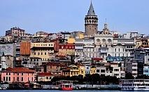 Екскурзия до Истанбул, Турция от юли до октомври! Автобусен транспорт + 4 нощувки на човек със закуски + посещение на Одрин!