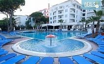 Екскурзия за 24-ти май в Албания с Караджъ Турс! 3 нощувки с 3 закуски и 3 вечери в хотел Fafa Resort 4*, транспорт и програма в Дуръс, Скопие и Охрид!