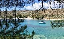 Екскурзия до остров Тасос, Гърция. 3 нощувки на човек със закуски и вечери + транспорт и PCR тест от ТА България Травъл