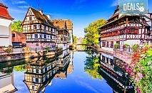 Екскурзия до Париж, Женева, Милано, Монтрьо, Страсбург, Будапеща, Прага - 7 нощувки със закуски, транспорт и водач от България Травъл!