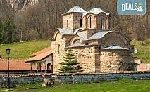 На 16.11. екскурзия до Пирот и Цариброд с посещение на Погановски и Суковски манастири, транспорт и екскурзовод от туроператор Поход!