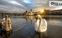 Екскурзия до Прага - градът на 100-те кули! 3 нощувки със закуски + автобусен транспорт, екскурзовод и посещение на Велке Поповице и пивоварна
