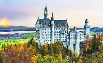 """Екскурзия """"Приказните Баварски замъци""""! Транспорт + 5 нощувки на човек със закуски от Алегра Ви Тур"""