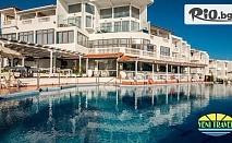 Екскурзия до Уранополи, Атон и о-в Амулиани! 3 нощувки със закуски в Akti Ouranoupoli Beach Resort 4* + автобусен транспорт и туристическа програма с гид, от Вени Травел