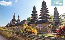 Екзотична Нова година в Бали и Сингапур! 9 нощувки със закуски в хотел 4*, самолетни билети, трансфери и тур до Сентоса!