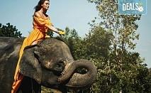 Екзотична Шри Ланка през 2018! Екскурзия със 7 нощувки, закуски и вечери, самолетен билет, трансфери, посещение на Кралската ботаническа градина, Храма на зъба, резерват за слонове и водопадите Клеър!